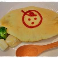 """豆腐で """"オムライス"""""""