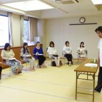 母親教室(1) 妊娠中の生活