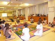 あかちゃん教室 (10ヶ月教室)