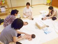 あかちゃん教室(2週間~1ヵ月教室)