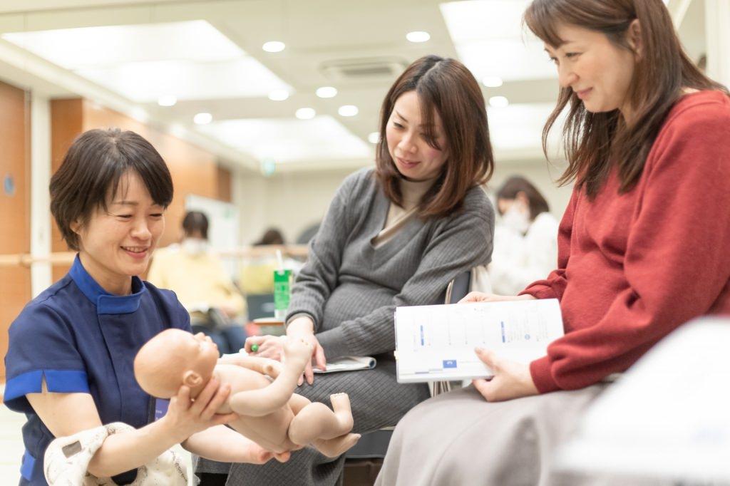 マザークラス❸:出産について