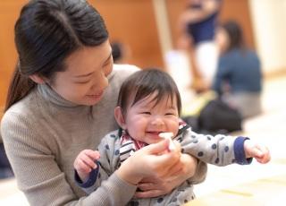 赤ちゃんサロン:離乳食