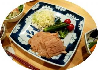 レシピ紹介~豚の生姜焼き~