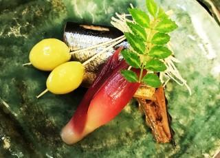 レシピ紹介~秋刀魚の実山椒煮~