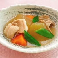 基本の出汁の取り方 ~冬瓜と豚肉の煮物~