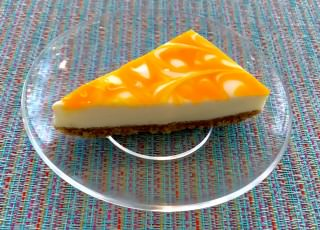 マンゴーレアチーズケーキ