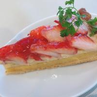 レシピ紹介~旬のフルーツ★苺のタルト~