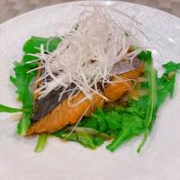 レシピ紹介~たっぷりサラダと鰆の香味煮~